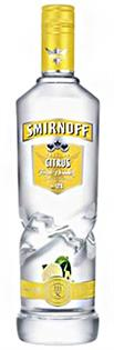 Smirnoff Twist Vodka Citrus 50ml - Case...